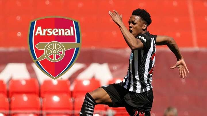 Newcastle demand Willock loan answer from Arsenal