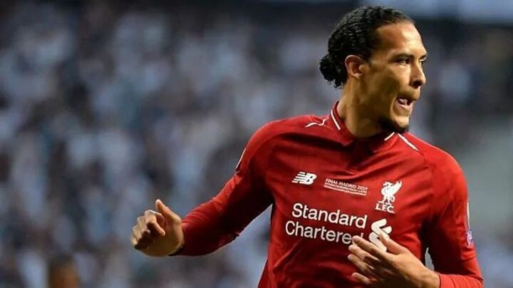 Van Dijk is on his way back, so Liverpool can breathe a little more easily