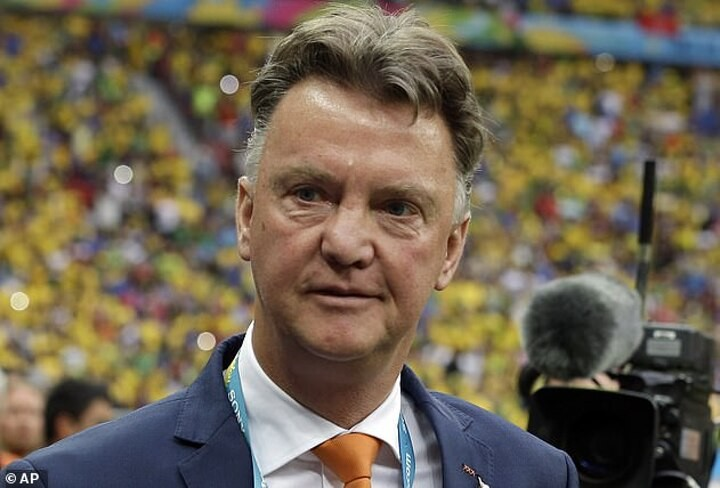 A look at Louis van Gaal's two previous stints in charge of Holland