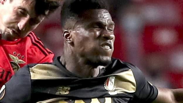 Barnsley sign Belgian striker Oulare