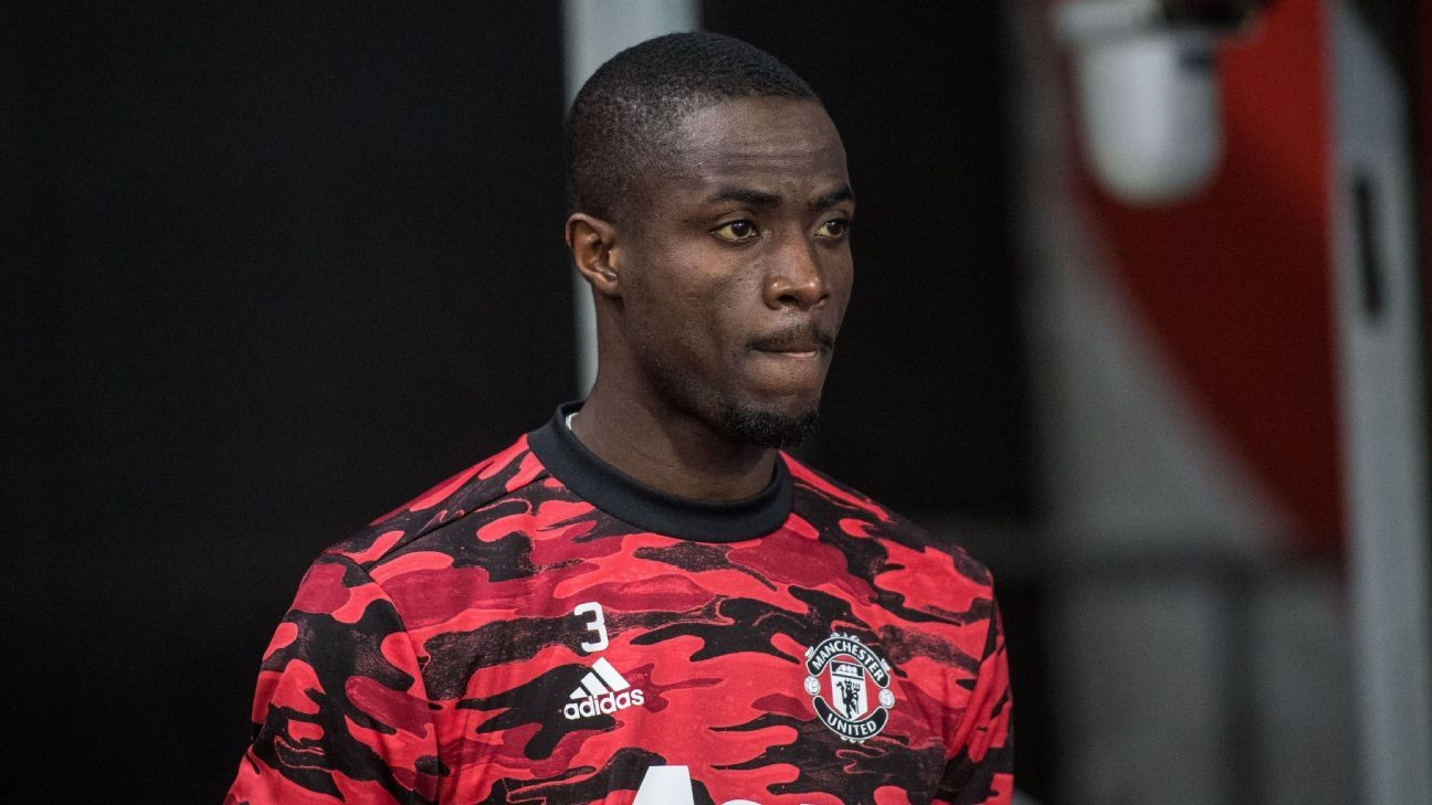 Sources: Bailly unsure on future amid Varane deal