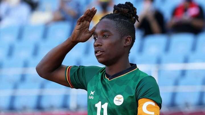 Olympics: End of the road for Zambia after Brazil defeat