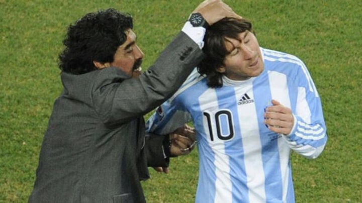 Menotti: Maradona would have tearfully hugged Messi after the Copa America win