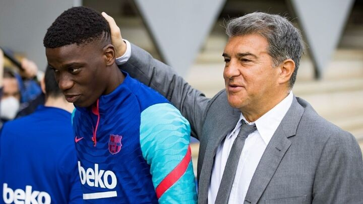 Ilaix Moriba's exile continues: He won't travel for Barcelona's summer tour