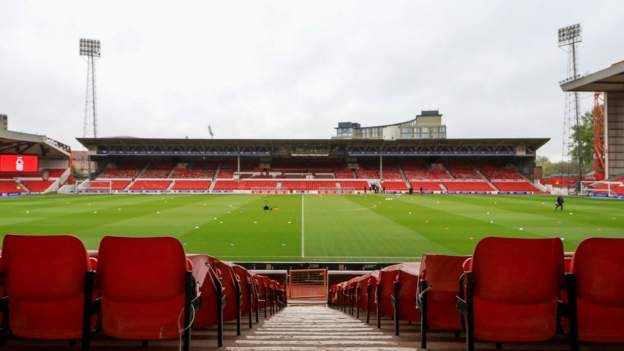 Covid cases see Forest cancel Villa game