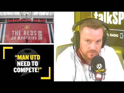 """""""MAN UTD NEED TO COMPETE!"""" Jamie O'Hara says with Sancho & Varane a title challenge is possible!"""