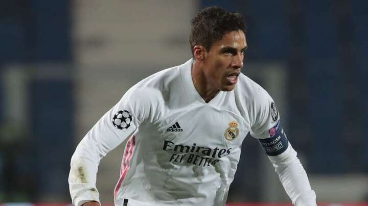 Five things you didn't know about Varane