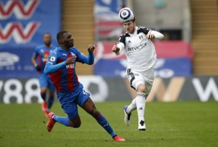 Crystal Palace sign defender Andersen from Lyon for an undisclosed fee