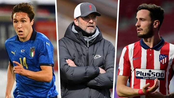 No Saul or Chiesa - but can Liverpool ignore need for more signings?
