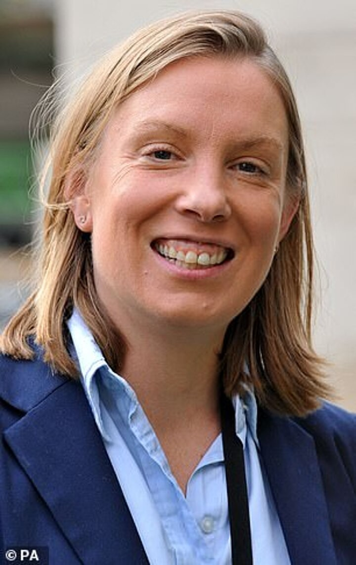 M.SAMUEL: Tracey Crouch knows what football needs... more people like her!