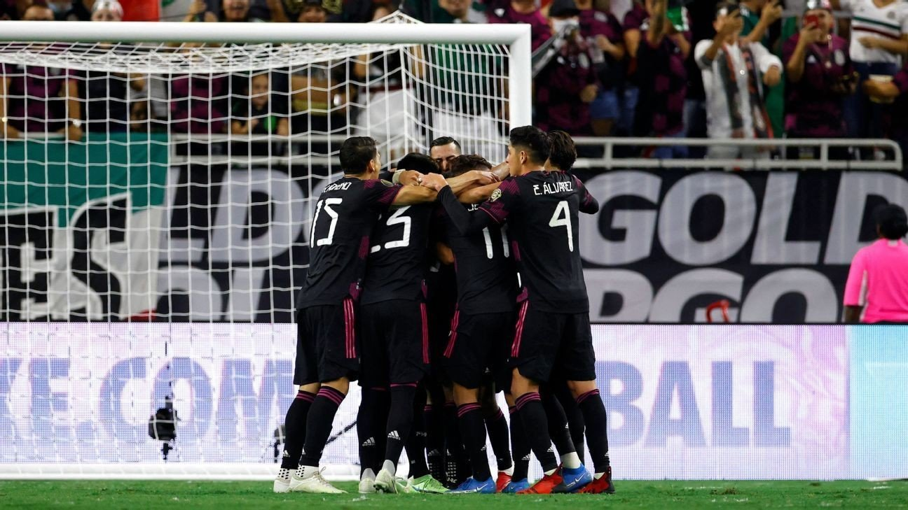 Mexico beats Canada to set up U.S. Gold Cup final