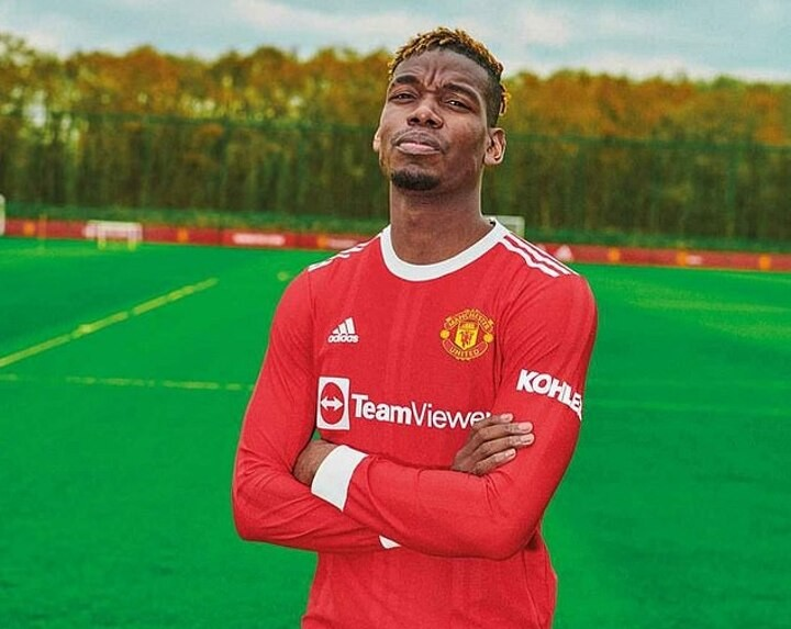 Paul Pogba 'sees a future at Manchester United after signings of Jadon Sancho and Raphael Varane'