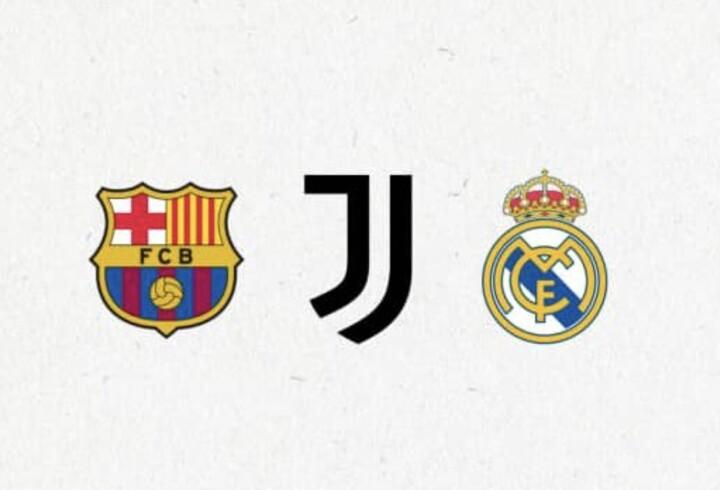 Barca, Juve & Real Madrid announce joint statement against UEFA's ESL sanctions