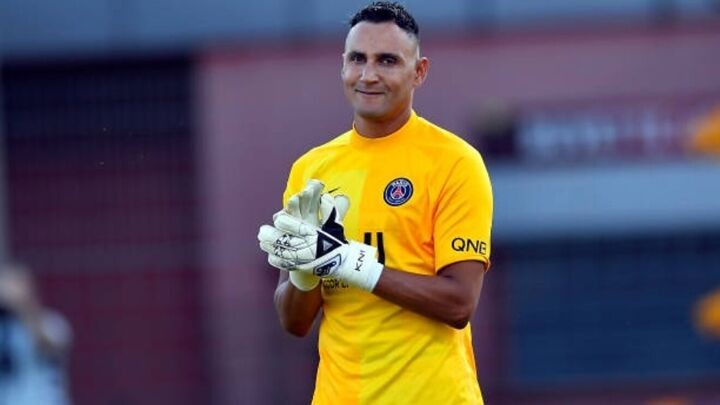 The final that could decide Keylor Navas' PSG future