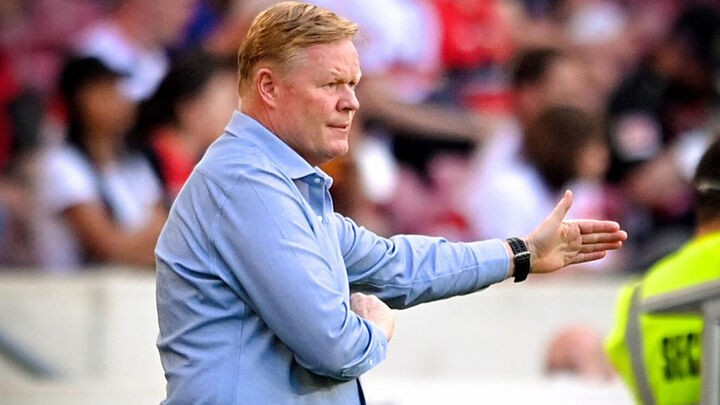 Koeman: Memphis gives other things to Barcelona