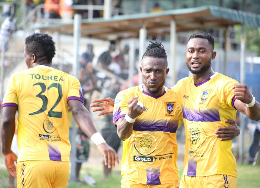 Medeama secure CAF Confederation Cup slot with two matches left in MTN FA Cup after Kotoko defeat