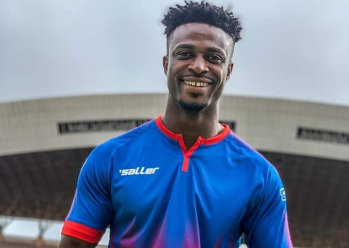 Guinean champions Horoya AC part ways with Ghanaian defender Godfred Asante