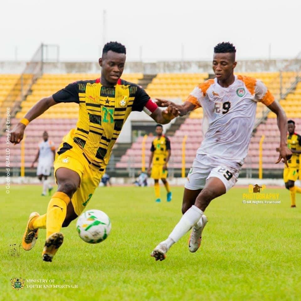 Ghana U-20 defender Uzair Alhassan joins SV Straelen from Tamale Utrecht