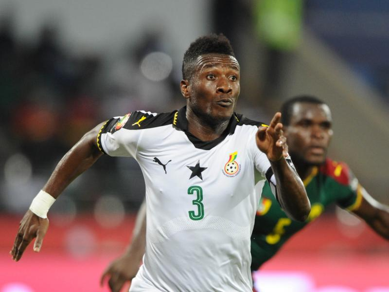 Don't compare the strikers we have now to Asamoah Gyan- Al Raed winger Christian Atsu