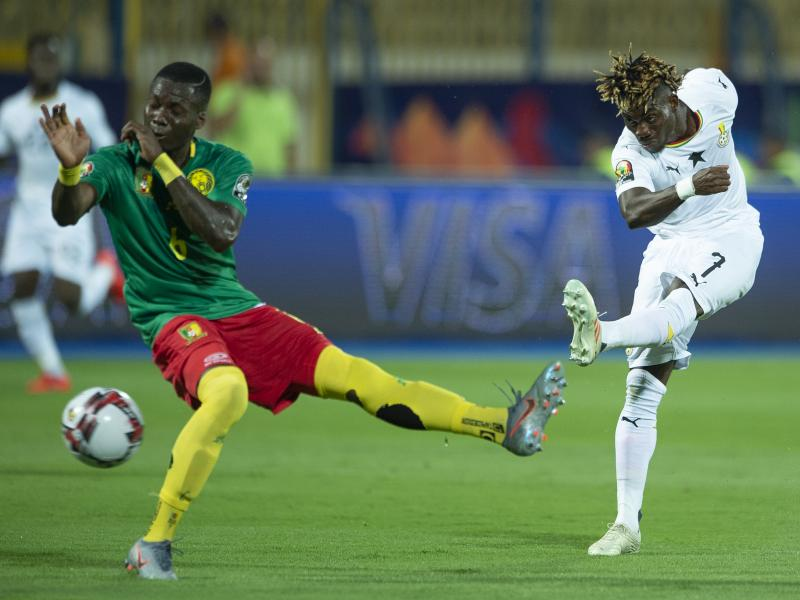 Ghana winger Christian Atsu explains his two-year Black Stars absence