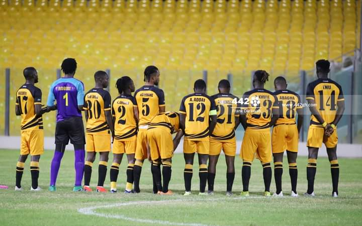 AshantiGold deny match-fixing allegations against Inter Allies