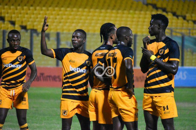 No club will represent Ghana in Africa except AshantiGold SC- CEO