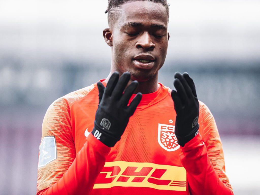 BREAKING NEWS: Ghana prodigy Kamaldeen Sulemana arrives in France to seal Stade Rennais move