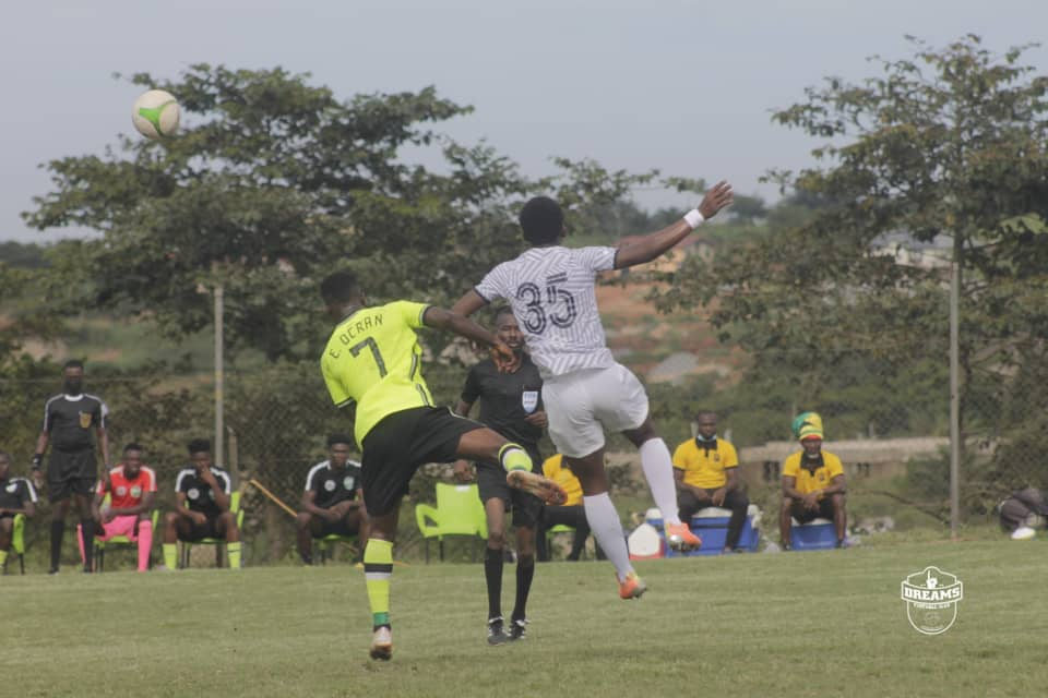 2020/21 Ghana Premier League: Week 32 Match Report - Dreams FC 0-1 Berekum Chelsea