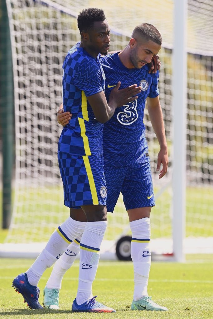 Baba Rahman part of Chelsea squad in Ireland for pre-season