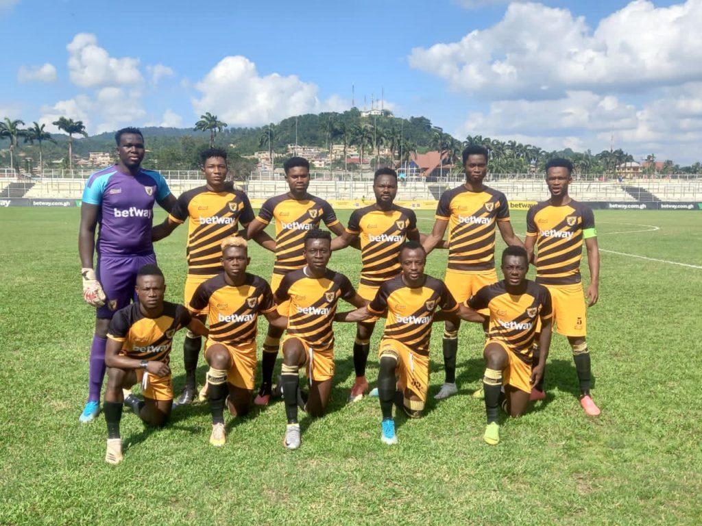 MTN FA Cup: AshantiGold reach semi-finals with win over Top Talent