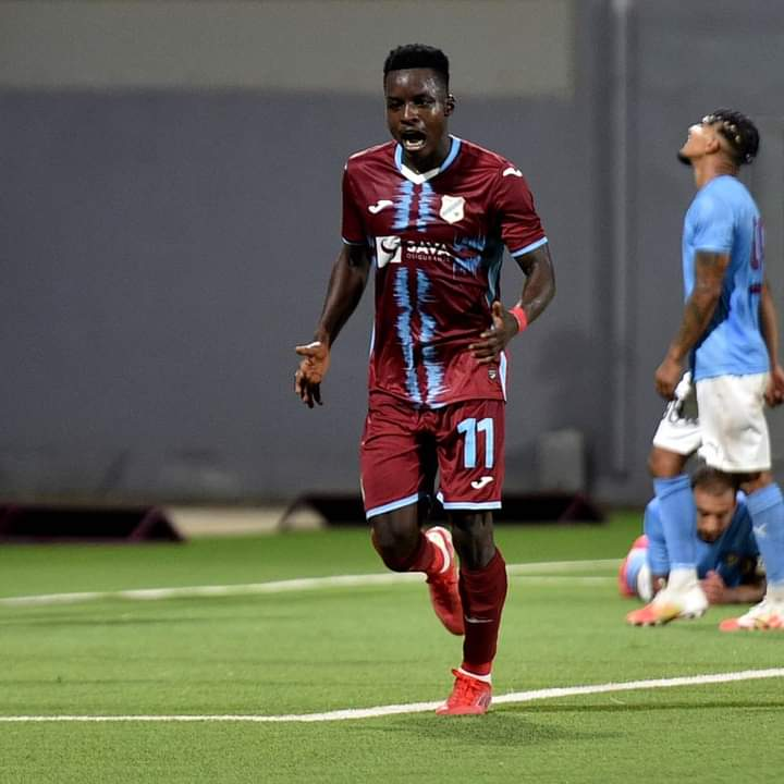 Youngster Prince Obeng Ampem nets debut goal for HNK Rijeka in Europa Conference League