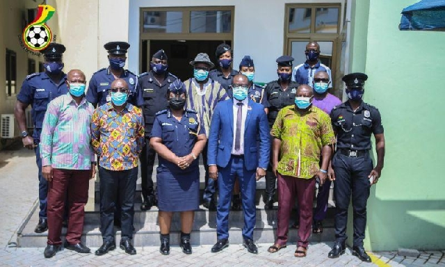 Ghana FA urges Police to treat violence in football as crime and arrest perpetrators