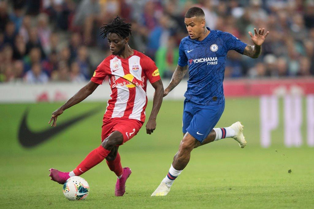 BREAKING NEWS: Ghana defender Gideon Mensah set to join French side Bordeaux