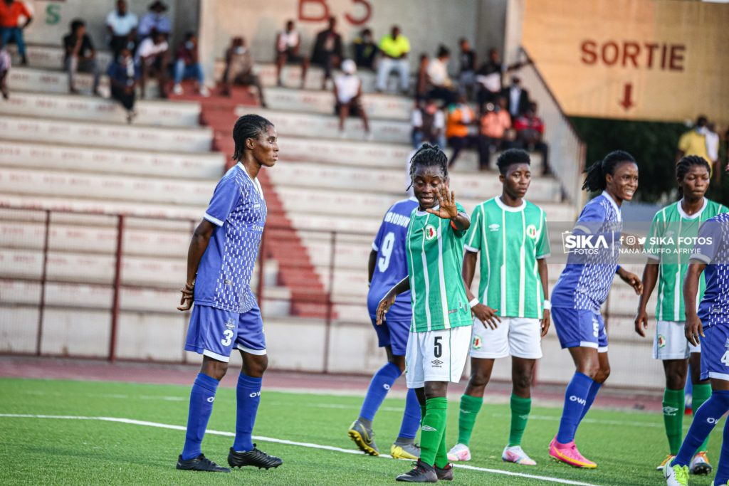 Hasaacas Ladies coach Basigi declares war on AS Police of Niger after opening day defeat