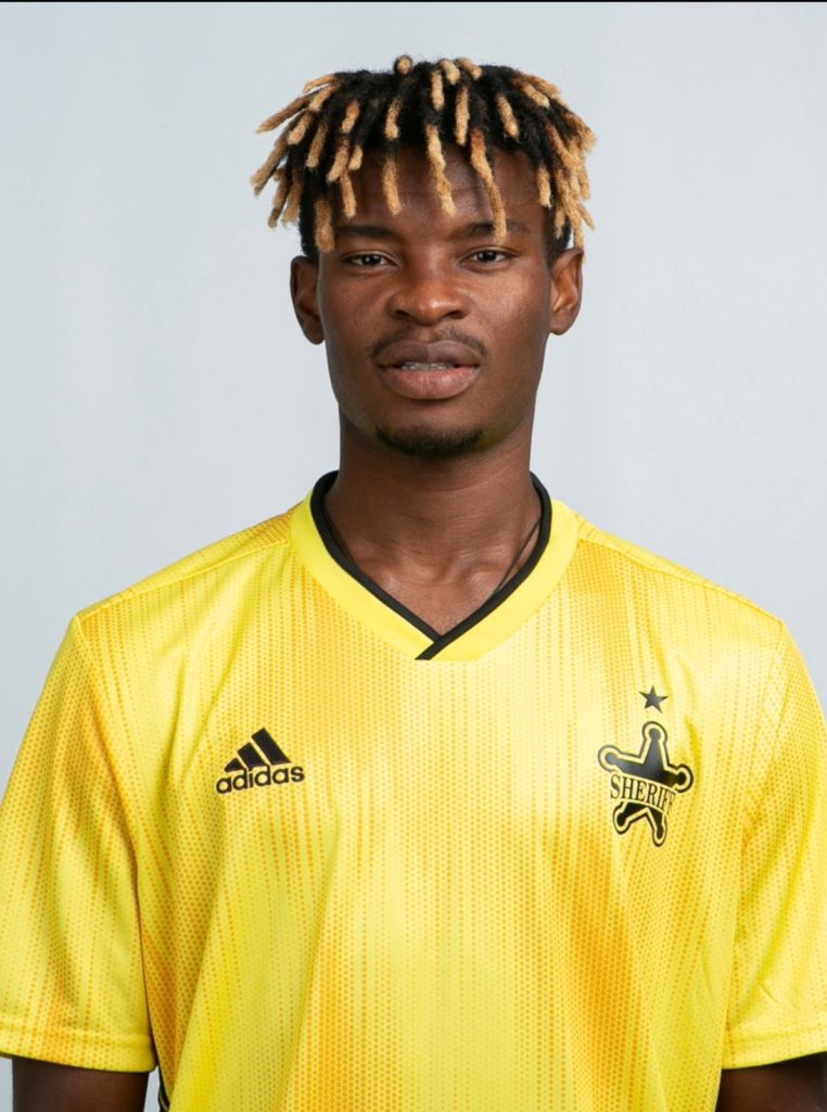 Edmund Addo debuts for Moldovan side Sheriff FC in UEFA Champions League qualifier