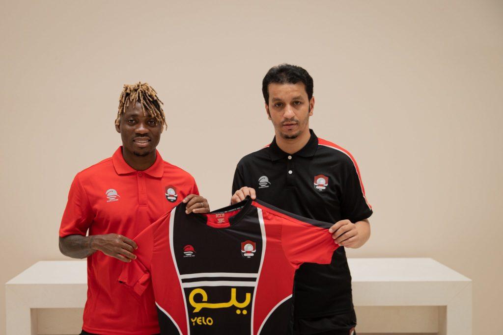 BREAKING NEWS: Christian Atsu joins Saudi Arabian club Al Raed on two-year deal