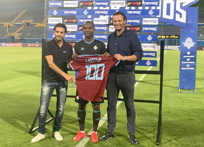 EXCLUSIVE: Ghanaian striker John Antwi nearing Al Ittihad  switch