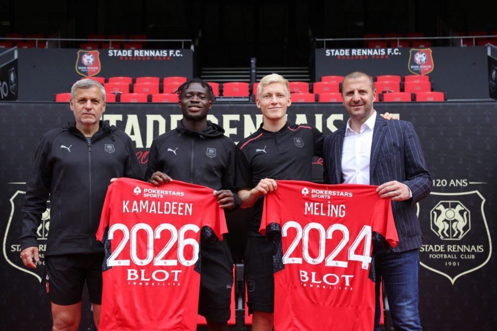 Stade Rennais is a good choice for my career- Ghanaian teen Kamaldeen Sulemana