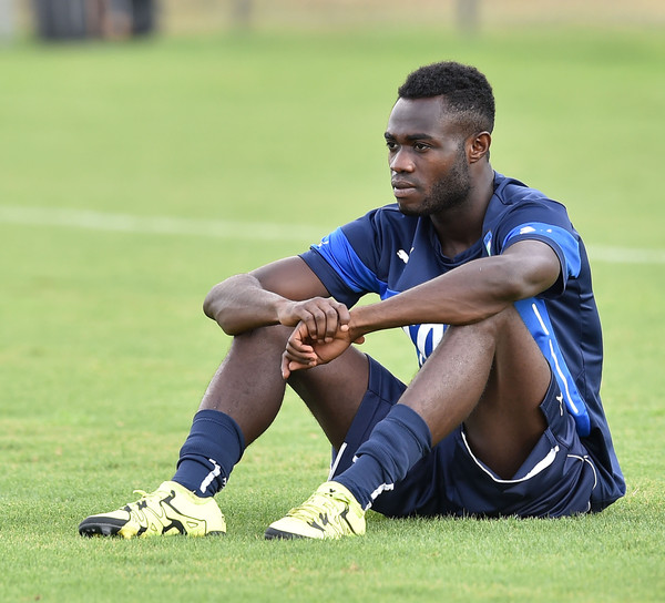 Winger Kingsley Boateng to return to Fermana for another loan spell