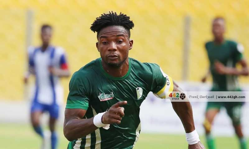 EXCLUSIVE: King Faisal talisman Kwame Peprah close to sealing a move to South African giants Orlando Pirates