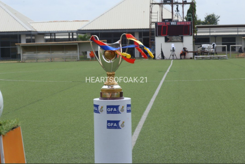 2020/21 Ghana Premier League: Live Updates- WAFA vs Hearts of Oak