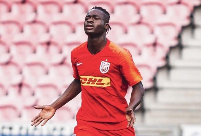 BREAKING NEWS: Ghana sensation Kamaldeen Sulemana passes medical ahead of Rennes move