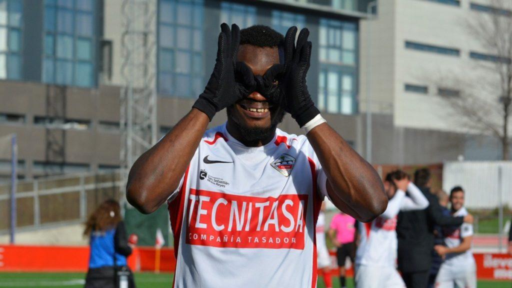 CDLeganes recall Ghanaian midfielder Ofoli Quaye from UD San Sebastián de los Reyes