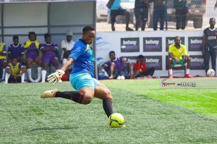 CAF Women's Champions League Q: AS Police goalkeeper Ayishatu Simpson targets win against Hasaacas
