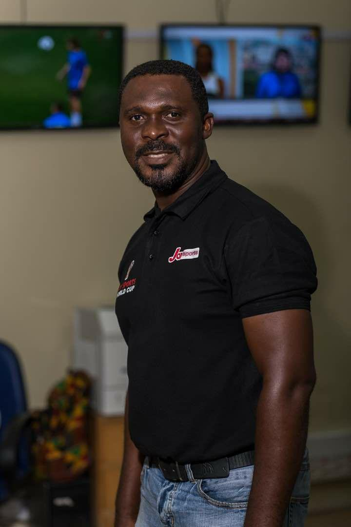Sports Journalist Ernest Buamah leaves Multimedia to manage Green Sports Academy