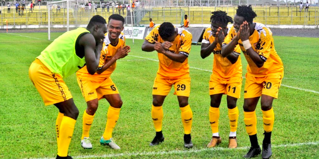 Video: Watch the scandalous match fixing in Ghana Premier League between AshGold and Inter Allies