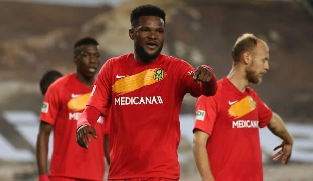 Benjamin Tetteh bags brace in Yeni Malatyaspor heavy win over Gaziantep FK in pre-season