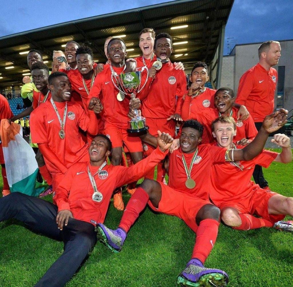 How Ghana honed the talent of Denmark young superstar Michael Damsgaard