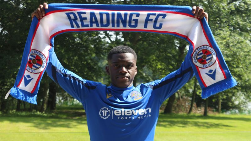 Ghanaian teenager Malachi Talent-Aryeetey signs first professional contract at Reading