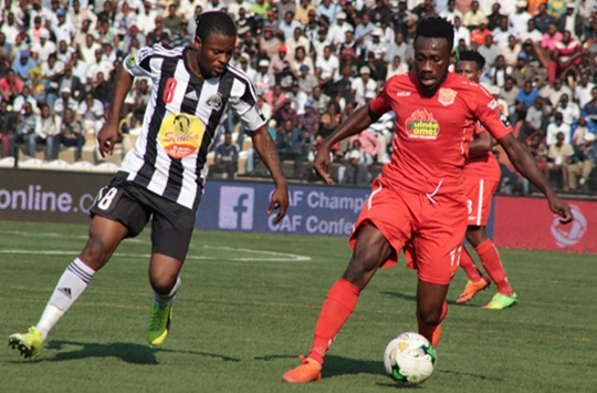 Ghanaian midfielder Sebe Baffour nominated for best foreign player award in Guinea